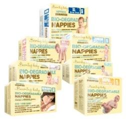 Beaming Baby Disposable Nappies