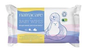 Natracare Baby Wipes