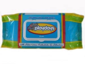playdays baby wipes
