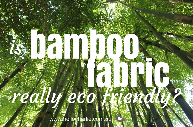 Is Bamboo Fabric Really Eco Friendly?