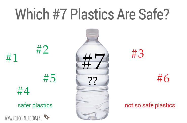 which #7 plastics are safe