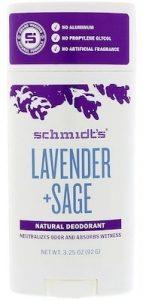 schmidt's lavender sage deodorant