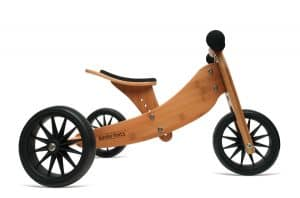 Kinderfeets Tiny Tot Bamboo Trike Balance Bike