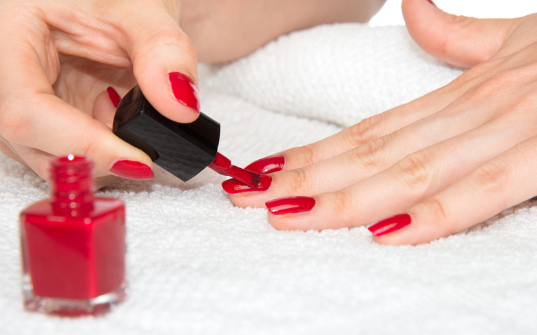 nail polish pregnancy skincare issues