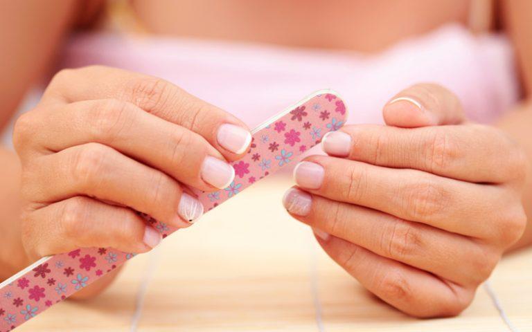 non toxic DIY manicure