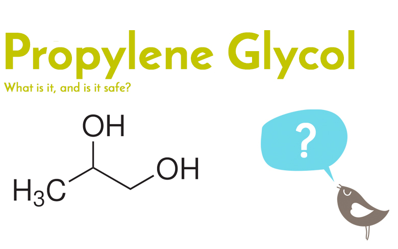 propylene glycol is it safe
