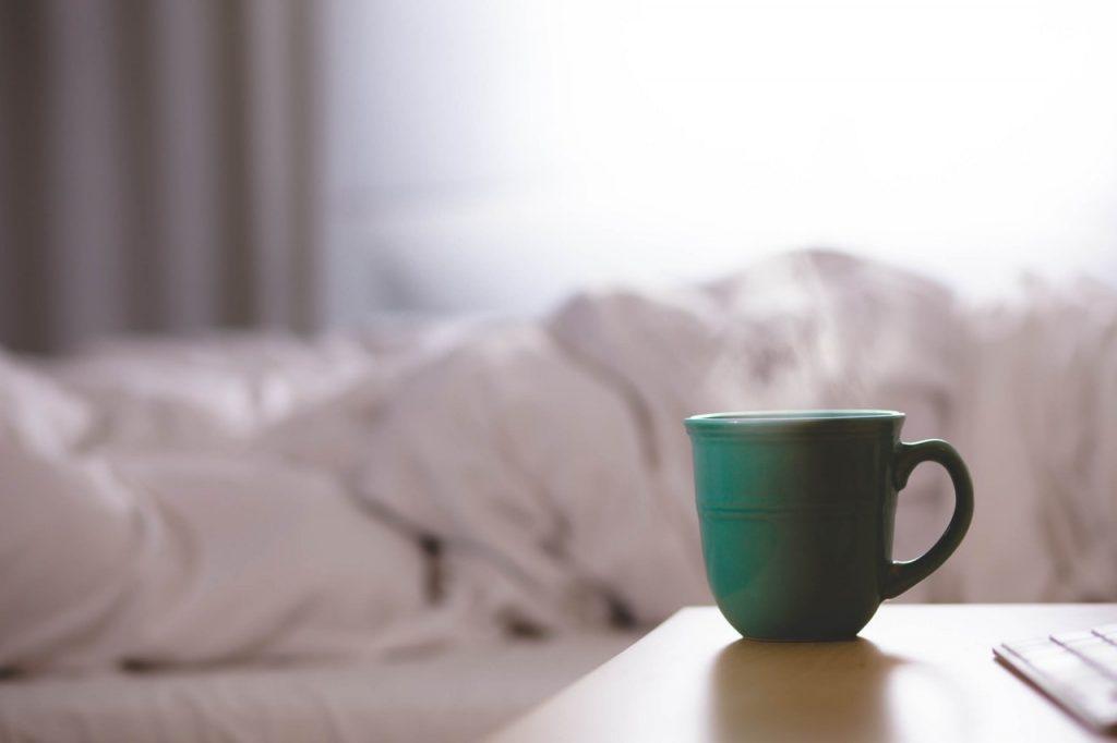 better sleep coffee cup