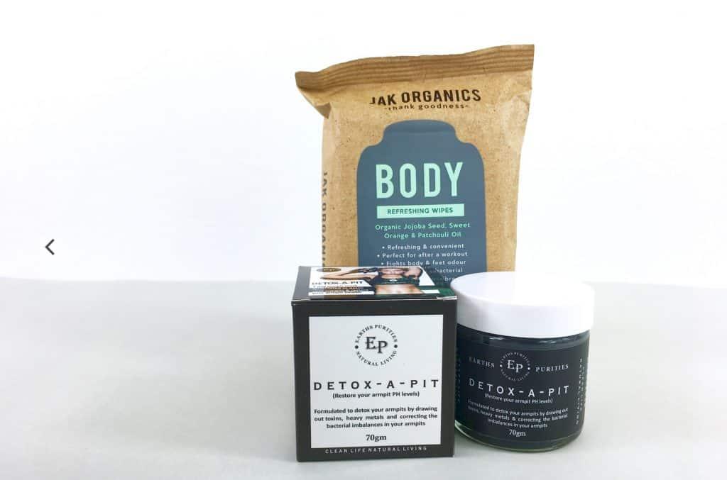 detox your armpits kit