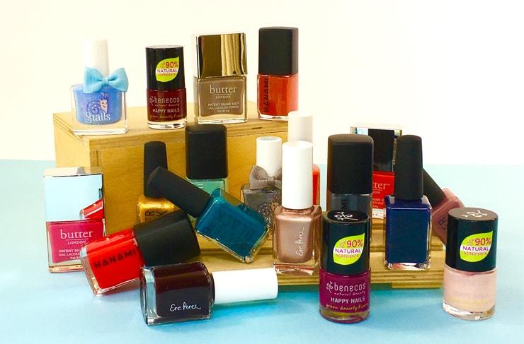 3 free 5 free 10 free non toxic nail polish
