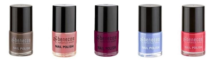 benecos 8 free non toxic nail polish