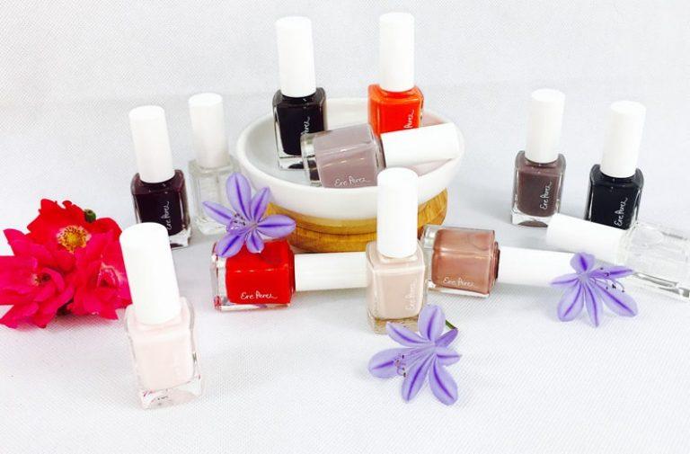 Ere Perez new 85 natural nail polish range