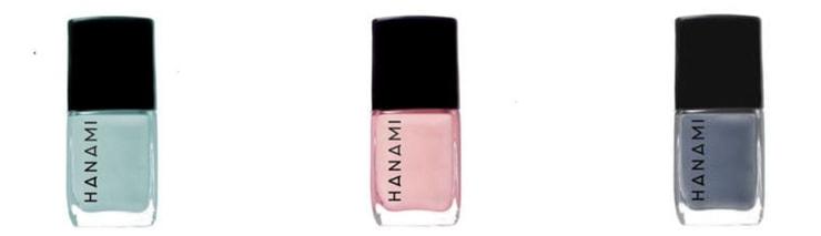 hanami 7 free non toxic nail polish