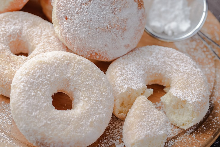 Dunkin Donuts removed nano titanium dioxide from their doughnuts in 2015