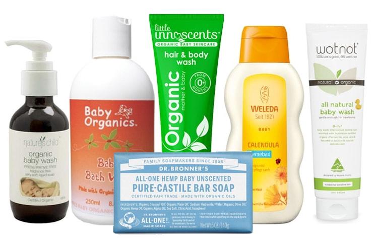 Best Baby Soap & Baby Wash Cheat Sheet