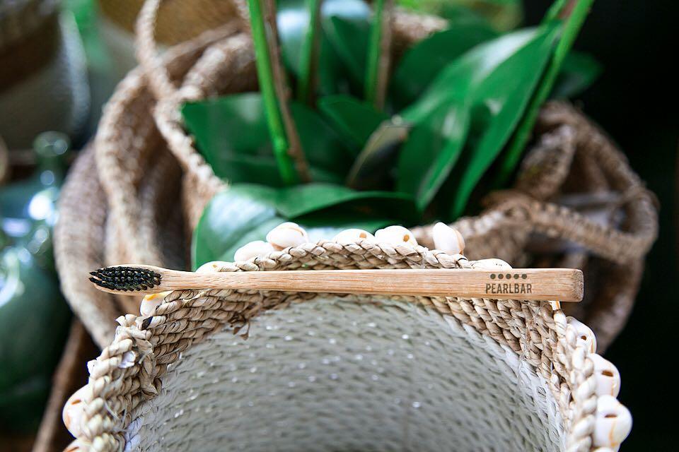 pearlbar bamboo toothbrush
