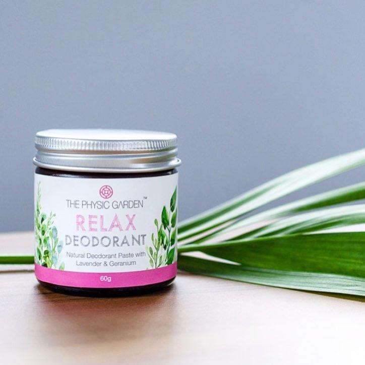 The Physic Garden Relax Deodorant