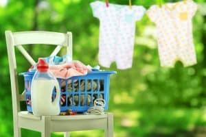baby laundry detergents