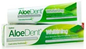 Aloe Dent Whitening Aloe Vera Toothpaste - Fluoride Free