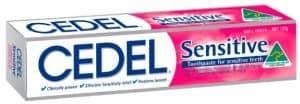 Cedel Toothpaste Sensitive