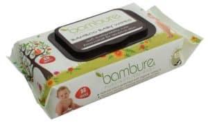 Bambure Bamboo Baby Wipes