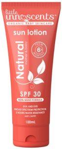 Little Innoscents Natural Sunscreen SPF30+