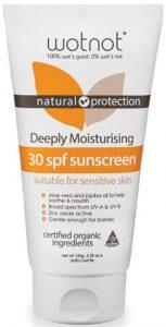 Wotnot 30 SPF Natural Sunscreen