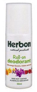 Herbon Deodorant Roll On