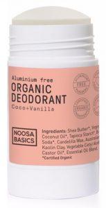 Noosa Basics Deodorant Stick - Coco Vanilla