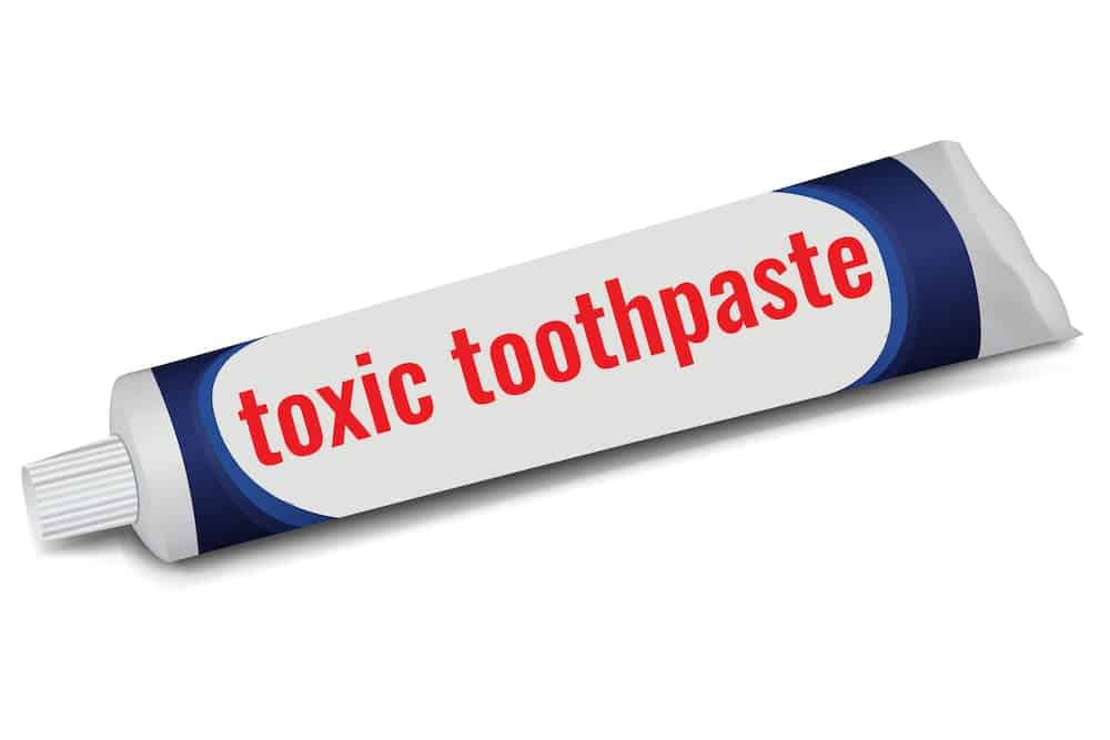 toothpaste toxins toothpaste ingredients to avoid
