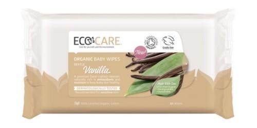 ECOCARE Organic Baby Wipes