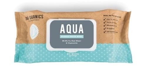 JAK Organics Baby Aqua Wipes