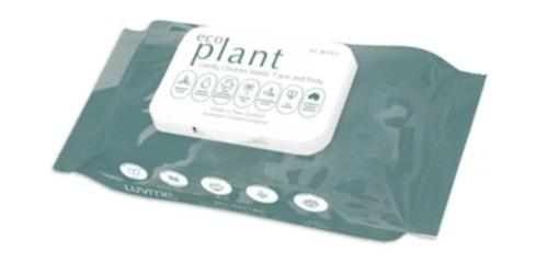 Luv Me Eco Plant Wet Wipes