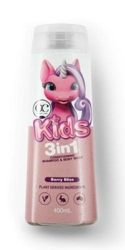 Organic Care Berry Bliss Shampoo & Conditioner