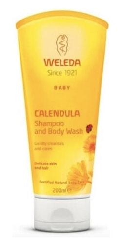 Weleda Calendula Shampoo and Body Wash
