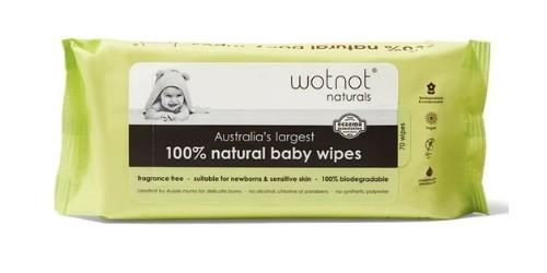 Wotnot Baby Wipes