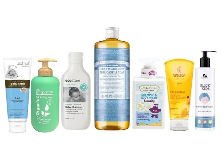 Best Natural Baby Shampoo