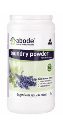 Abode Laundry Powder Wild Lavender & Mint