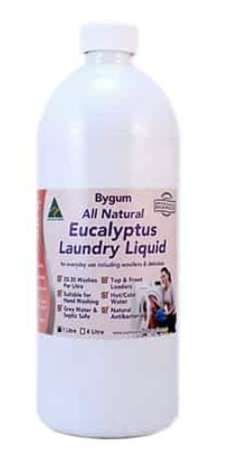 Bygum Eucalyptus Laundry Liquid
