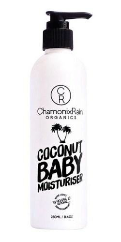 ChamonixRain Organics Coconut Baby Moisturiser