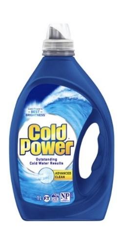 Cold Power Advanced Clean Laundry Liquid
