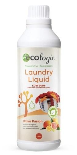 Ecologic Laundry Liquid – Citrus Fusion