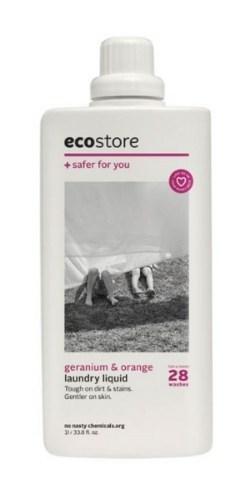 Ecostore Laundry Liquid – Geranium & Orange