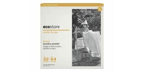 Ecostore Top & Front Loader Laundry Powder – Lemon