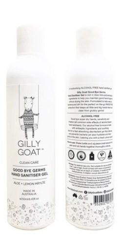 Gilly Goat Soft Baby Moisturising Lotion