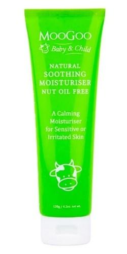 Moogoo Baby & Child Soothing Moisturiser Nut Oil Free