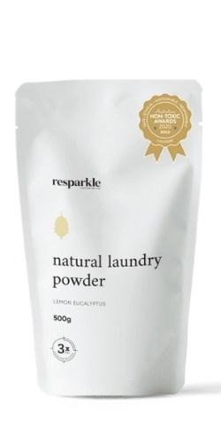 Resparkle Natural Laundry Powder