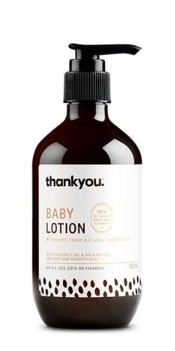 Thankyou Baby Lotion